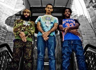 Flatbush Zombies artist photo