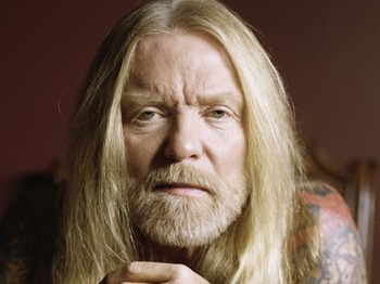 Gregg Allman artist photo