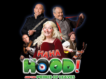 Ha Ha Hood! (Touring) picture