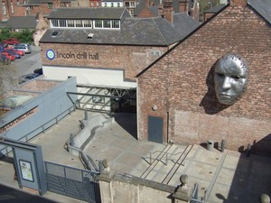 Lincoln Drill Hall artist photo