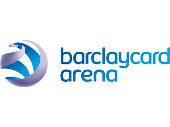 The Barclaycard Arena venue photo