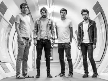 The Coronas + Murry James + Joseph Ainscough picture