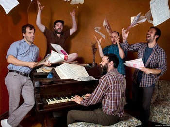Mewithoutyou artist photo