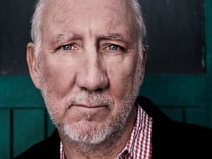 Pete Townshend artist photo