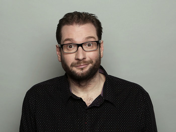 Purist: Gary Delaney picture