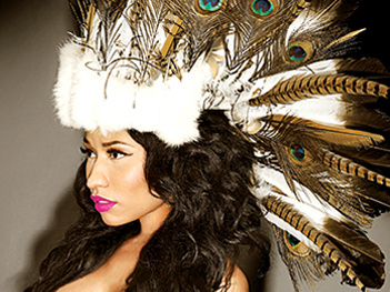 Nicki Minaj artist photo