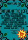 Flyer thumbnail for Future Of The Left NYE Special