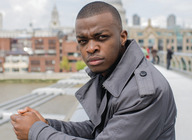 George The Poet artist photo