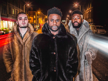 Young Fathers Tape One Release Party: Young Fathers + Bagel Project picture