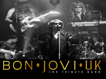 Bon Jovi UK picture