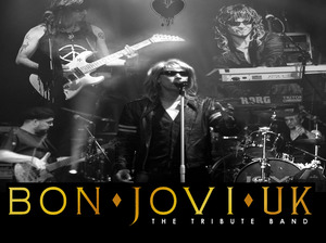 Bon Jovi UK artist photo
