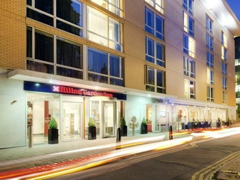 Hilton Garden Inn Bristol City Centre venue photo