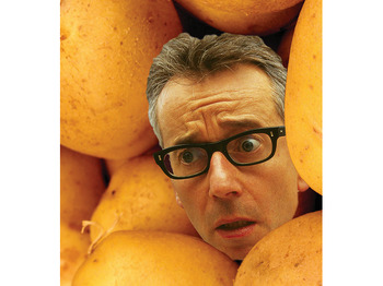 Love, Peace And Potatoes: John Hegley picture