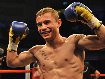 Unfinished Business - Carl Frampton Vs Kiko Martinez: Carl Frampton, Kiko Martinez picture