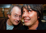 Brian And Robin's Christmas Compendium: Professor Brian Cox, Robin Ince artist photo