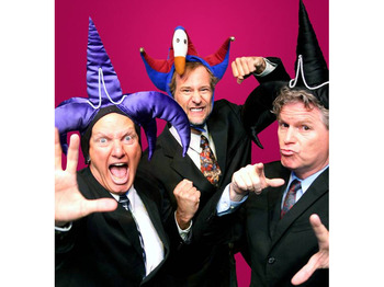 The Complete Works Of William Shakespeare (Abridged) (Revised): The Reduced Shakespeare Company picture