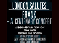 London Salutes Frank: Michael Ball + Jack Pack + George Gallagher + Jeff Hooper + Iain Mackenzie artist photo