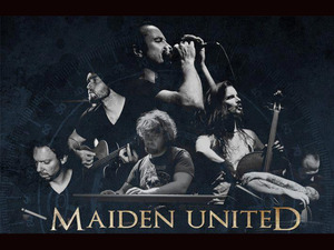 Maiden uniteD artist photo