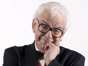 Twitter Titters: Barry Cryer picture