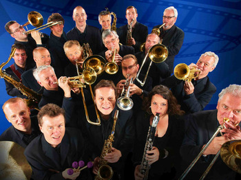 Hooray For Hollywood: BBC Big Band + Richard Shelton + The Swingcats picture