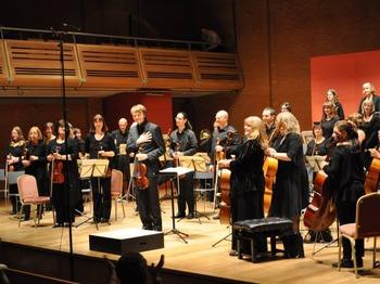 East Anglia Chamber Orchestra (EAChO) picture