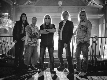 GuilFest: Ents24 Stage: Uriah Heep + Duke Special + Sunny Sweeney + Simon Friend(Levellers) + Redlands Palomino Company + The Dykeenies + Redwood + Sym-Choon + Billy Irvine + Kal Els Cape picture