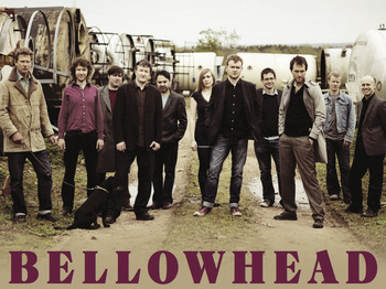 Bellowhead Live Tour: Bellowhead picture