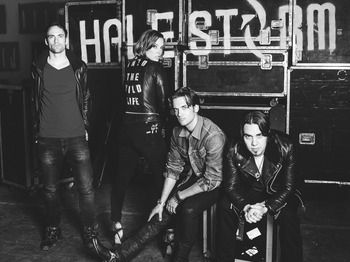 Halestorm + Sacred Mother Tongue picture
