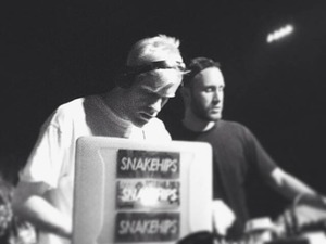 Snakehips artist photo