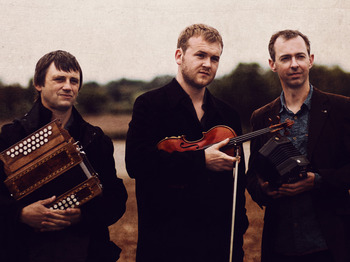 Folk @ The Maltings: Leveret + Said The Maiden + Saul Bailey picture