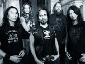 Death Angel artist photo