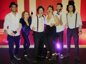 Electric Swing Circus artist photo
