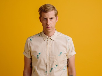 Andrew McMahon artist photo
