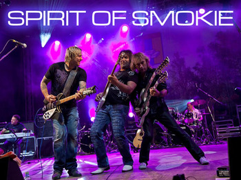 In Concert: The Spirit Of Smokie picture