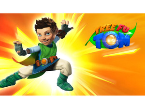 Tree Fu Tom artist photo