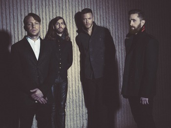 Imagine Dragons artist photo
