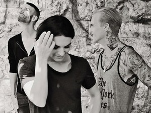 Placebo artist photo
