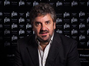 Liverpool Irish Festival: The Festival Club : Ian Prowse picture