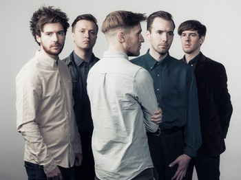 Dutch Uncles + Outfit picture