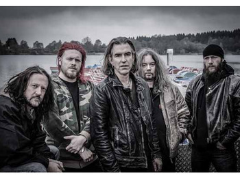 New Model Army + Ellen Cox picture