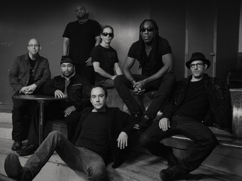 The Dave Matthews Band artist photo