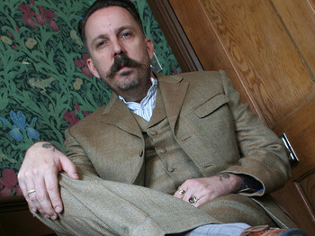 Andrew Weatherall artist photo