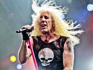 Dee Snider artist photo
