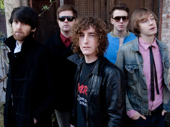 The Pigeon Detectives picture