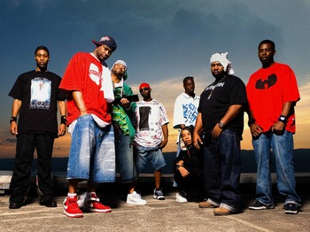 20th Anniversary Tour: Wu-Tang Clan picture