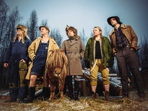 Steve'n'Seagulls artist photo