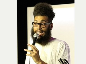 Jamali Maddix artist photo