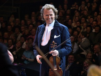 An Unforgettable Evening With André Rieu: Andre Rieu, The Johann Strauss Orchestra picture