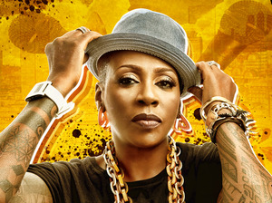 Gina Yashere artist photo