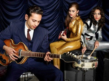 Kitty Daisy and Lewis artist photo